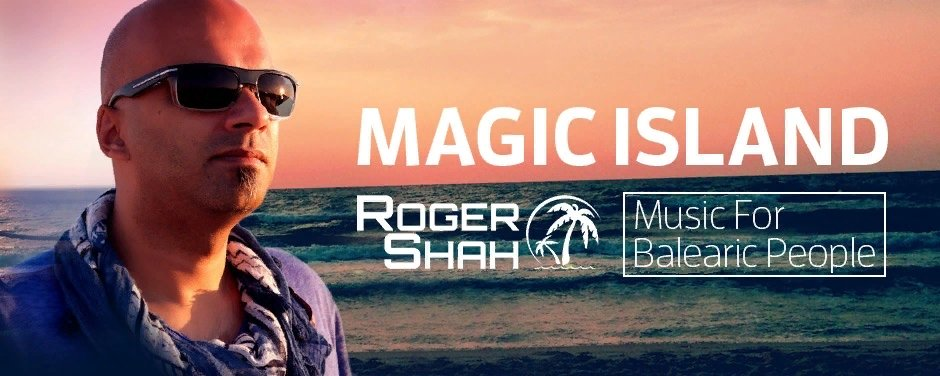 Roger Shah – Magic Island