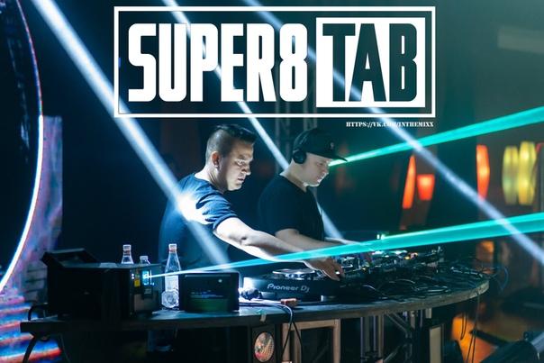 Super8 & Tab - SuperTab Radio