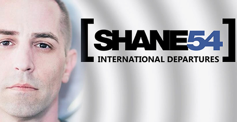 Shane 54 - International Departures